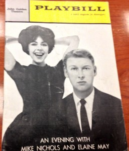 An Evening with Mike Nichols and Elaine May Playbill