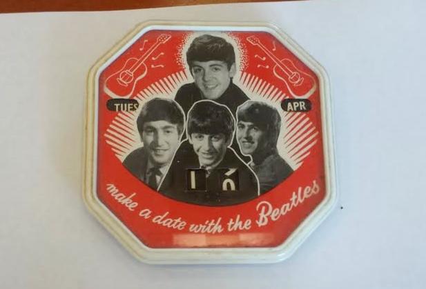 The Beatles Calendar