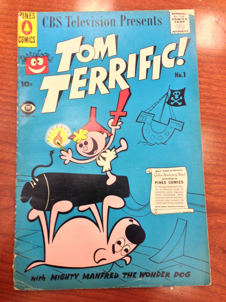 Comic Book Treasure
